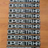 Magnetne naljepnice - Opereta_hr