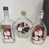 Naljepnice za vjenčanje - boce 1