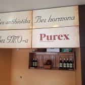 Plexi reklama svjetleća - Purex