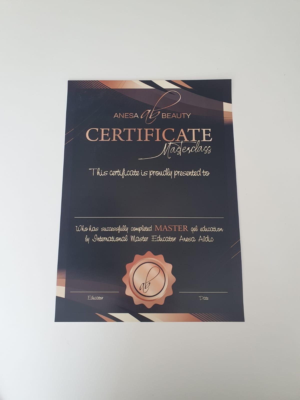 Read more about the article Tisak certifikata ili zahvalnica