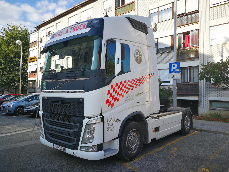 Read more about the article Oslikavanje kamiona – Finish zastava